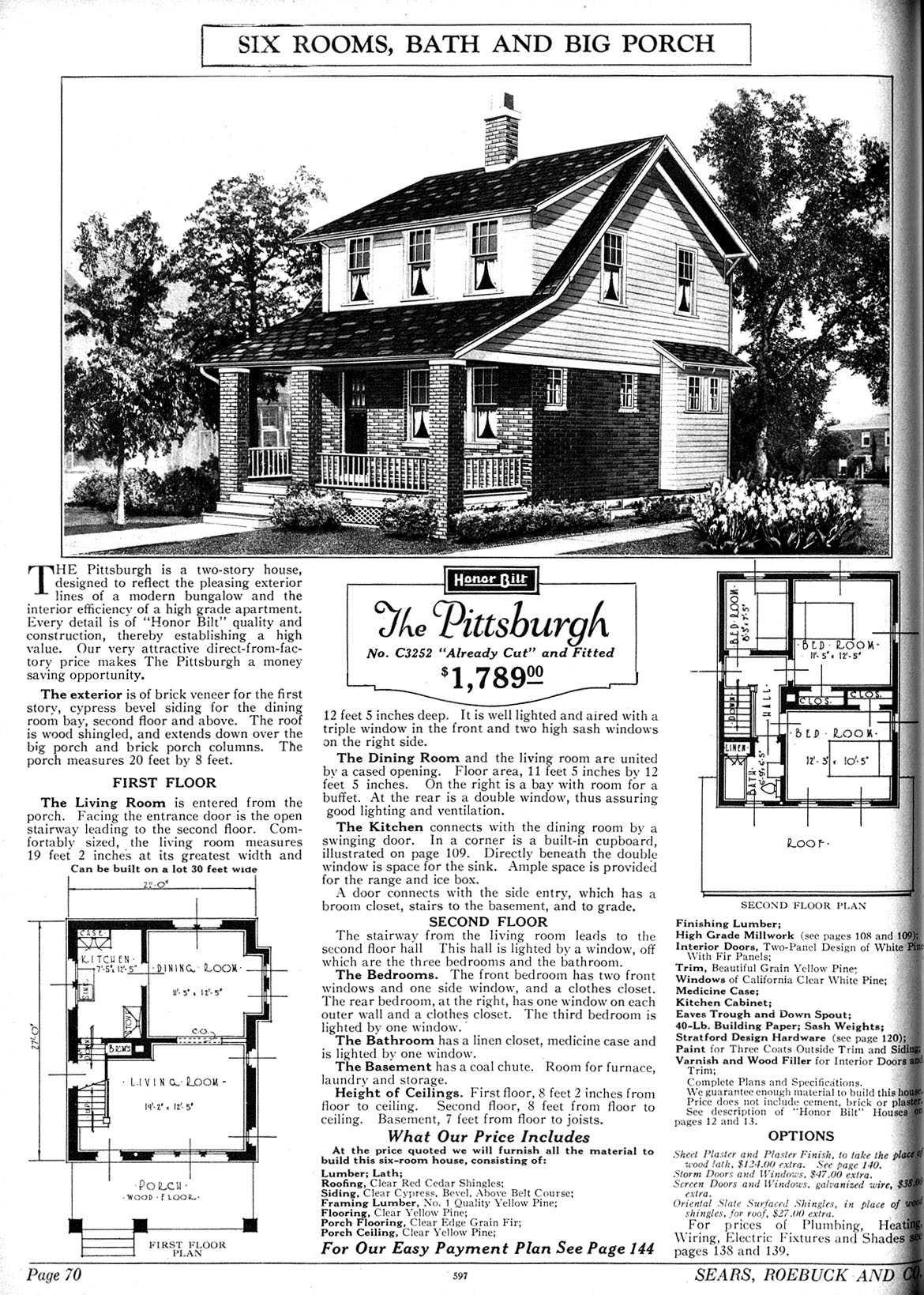 . Sears Homes 1921 1926