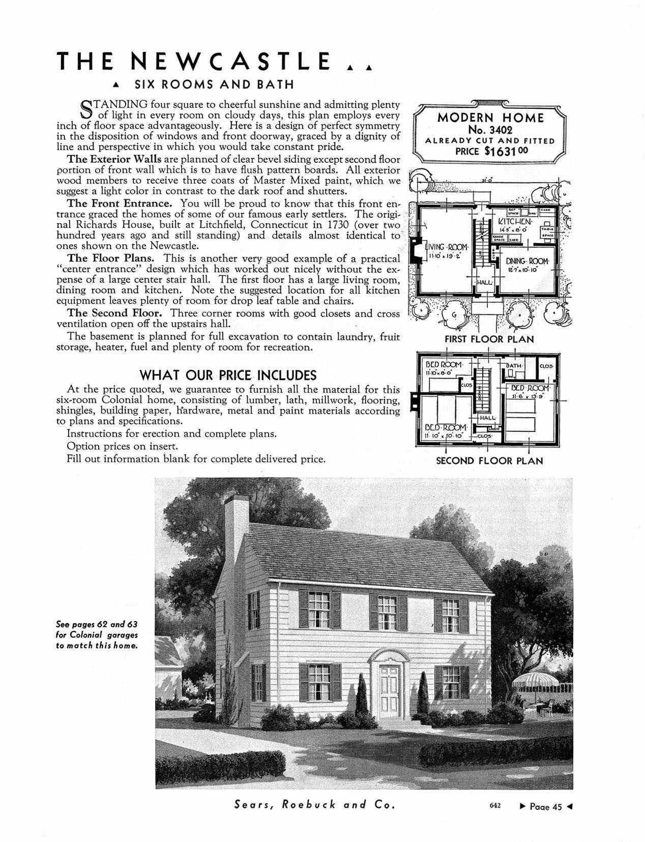 . Sears Homes 1933 1940
